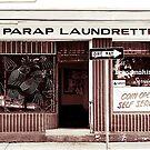 Parap Laundrette by Jules Campbell