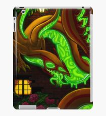 The Green One's Anticipation iPad Case/Skin