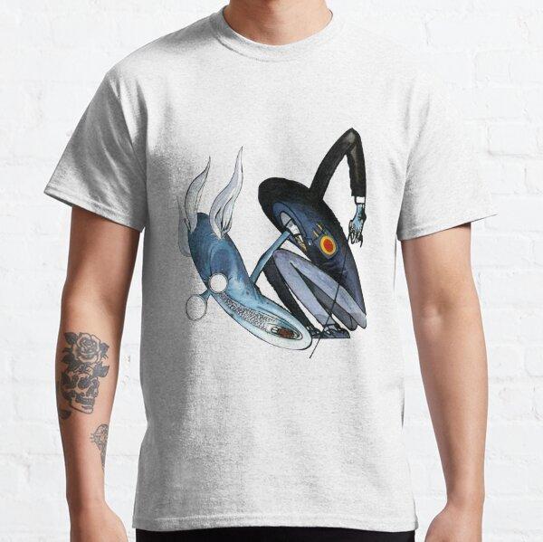 Pink Floyd The Wall Lehrer-Versuchslied Classic T-Shirt