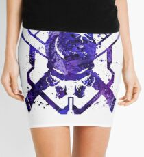 Halo Legendary Splatter Mini Skirt