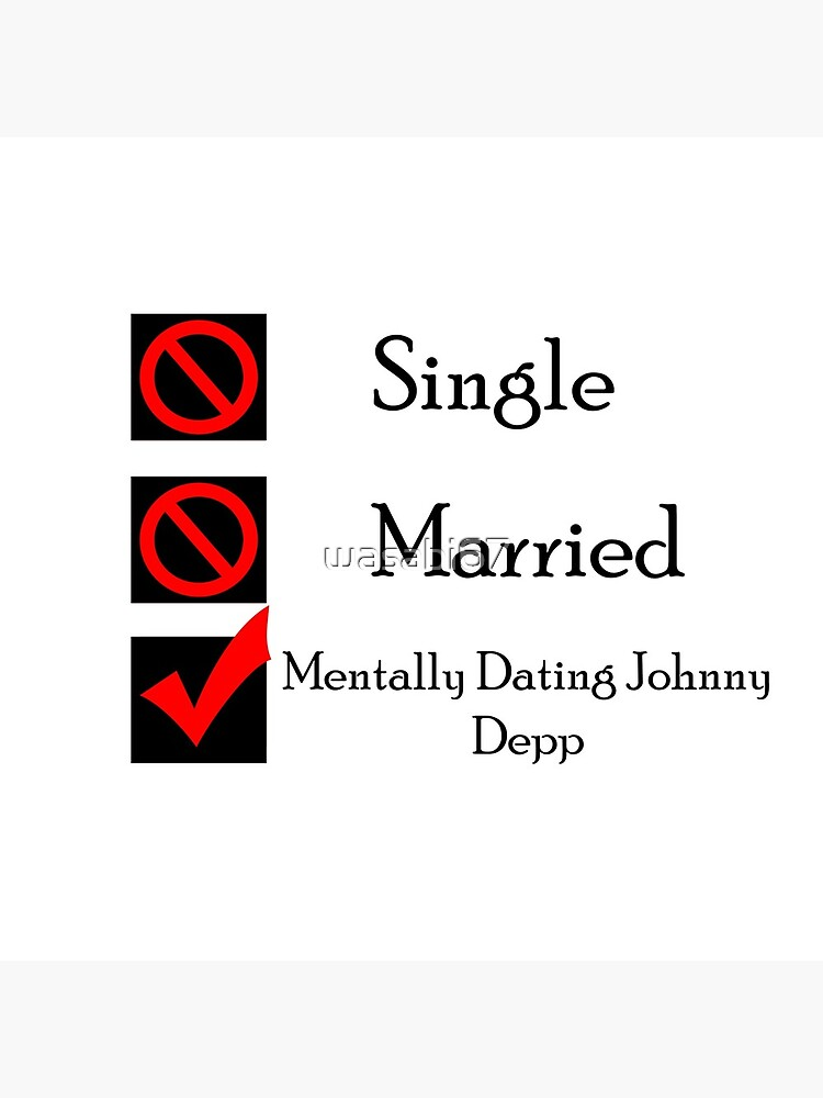 Mentally Dating Johnny Depp by wasabi67