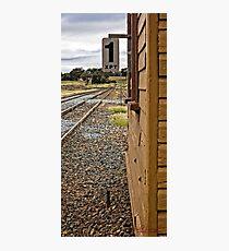 Yass Train Station (2) Photographic Print