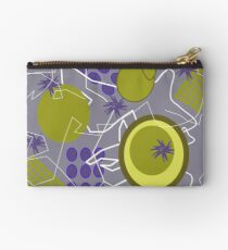 Abstract 8 purple Studio Pouch