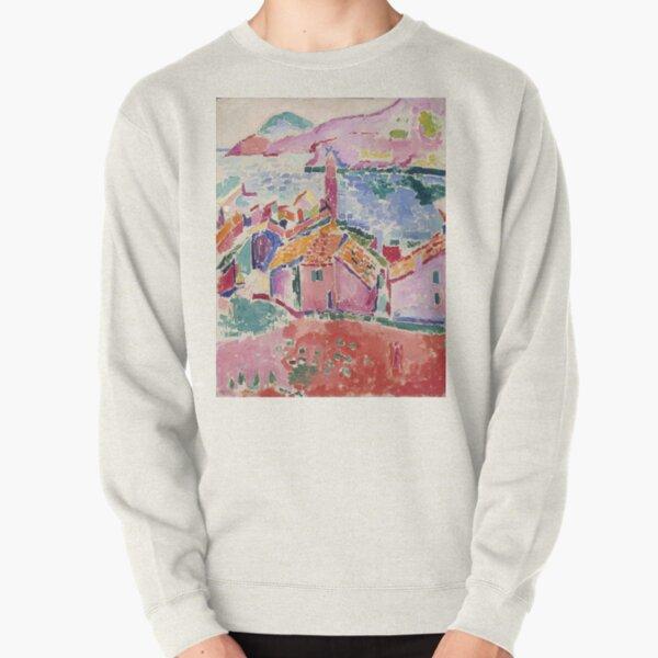 Les toits de Collioure- Henri Matisse  Pullover Sweatshirt
