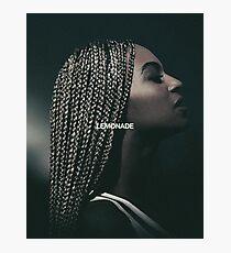 Beyonce Lemonade Photographic Print