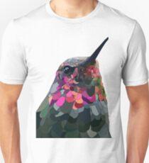 Vector hummingbird Unisex T-Shirt