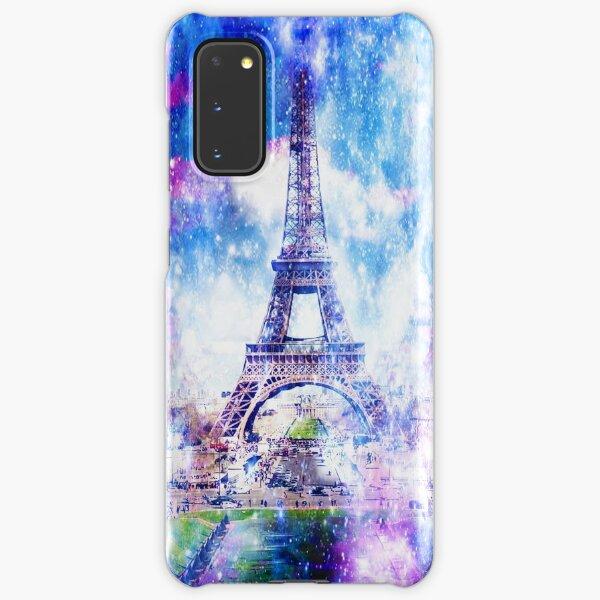Rainbow Universe Paris Samsung Galaxy Snap Case