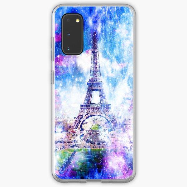 Rainbow Universe Paris Samsung Galaxy Soft Case