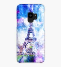 Rainbow Universe Paris Case/Skin for Samsung Galaxy