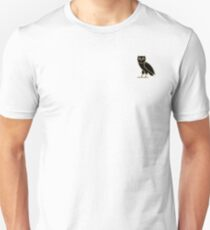OVO Owl Black in Gold T-Shirt