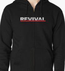Revival Zipped Hoodie