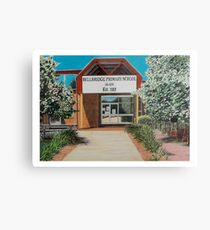 Bellbridge Primary School Metal Print