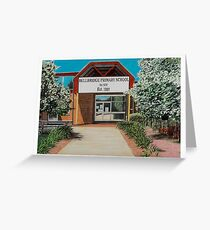 Bellbridge Primary School Greeting Card