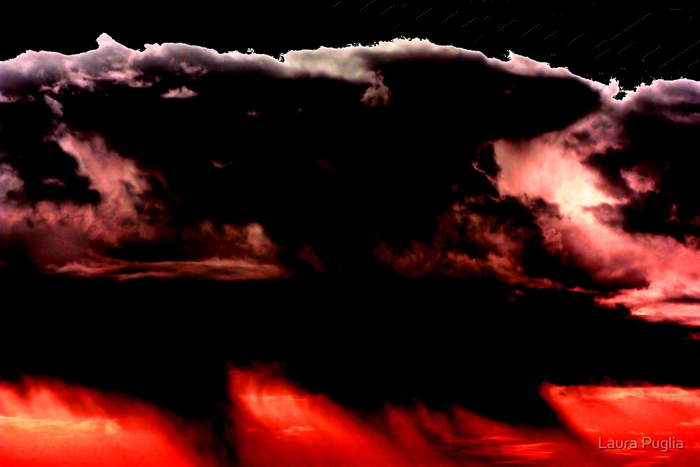 Fiery Red by Laura Puglia