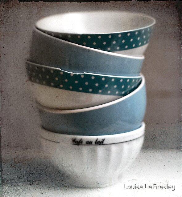 _ café au lait _ by Louise LeGresley