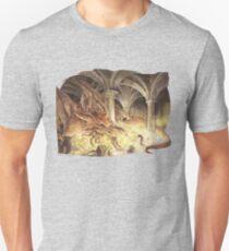 Bilbo and Smaug the Dragon Unisex T-Shirt