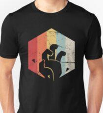 Retro 70s Zombie Apocalpyse Icon T-Shirt