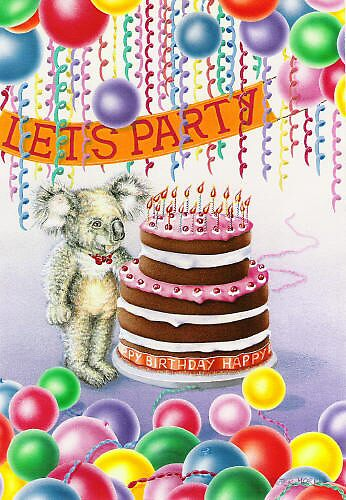 Lets Party by Pete Morris