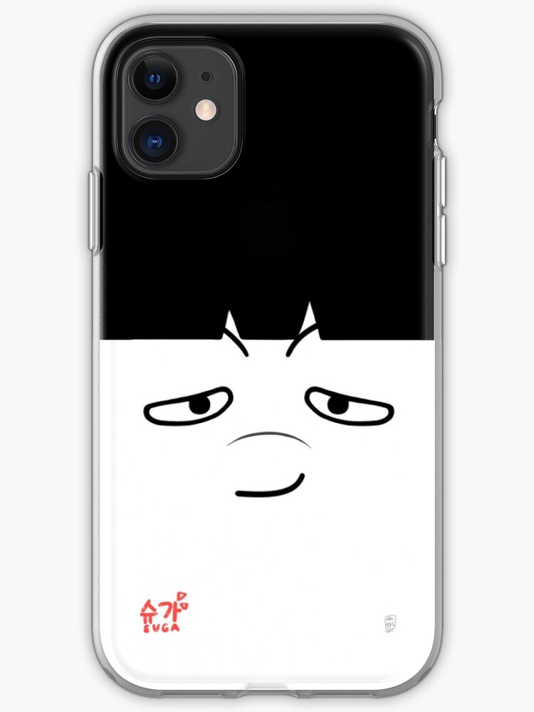 BTS Hip Hop Monster Jungkook iphone case