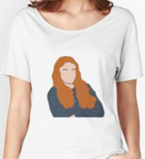 Madmax Sadie Sink Stranger Things Women's Relaxed Fit T-Shirt