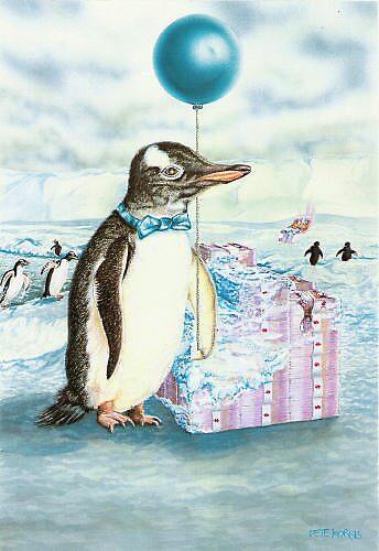 Penguin Assets by Pete Morris