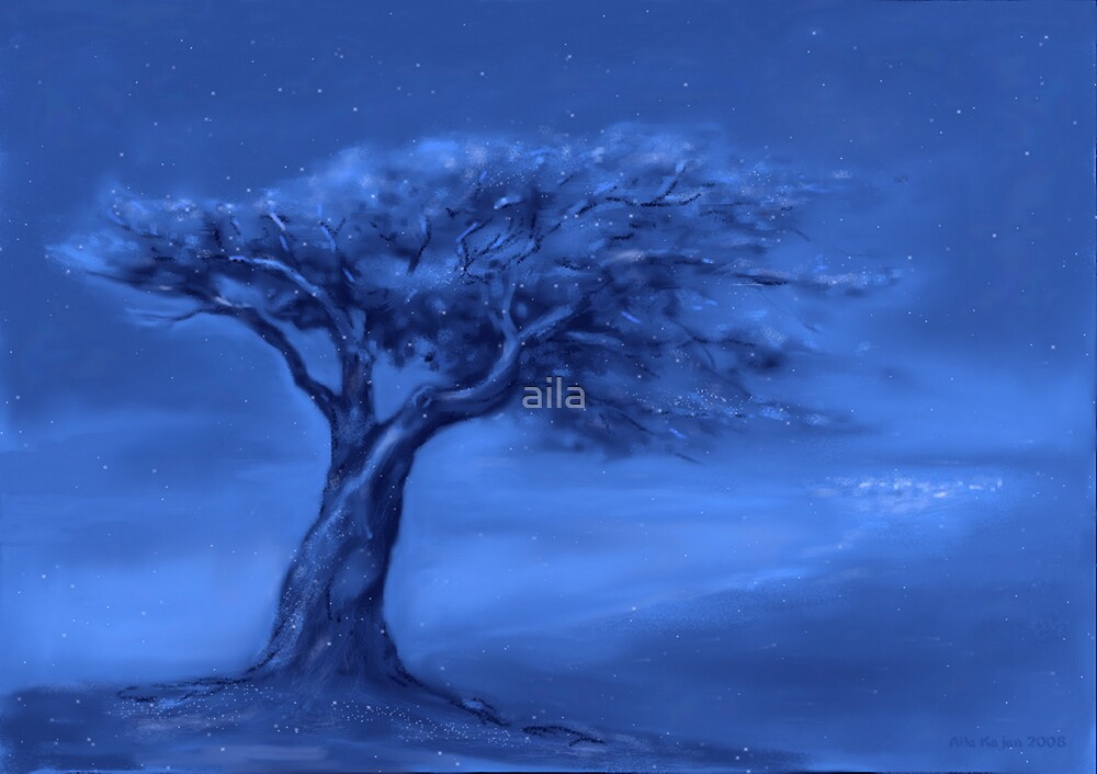 Silent Night by aila