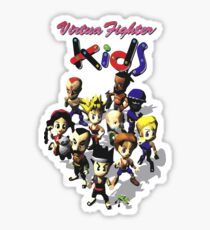 Virtua Fighter KIDS Sticker