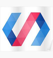Polymer logo Poster