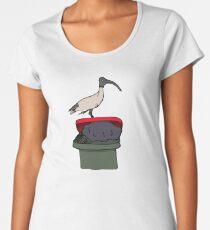 Bin Chicken Women's Premium T-Shirt