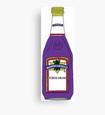 Purple Drank Canvas Print