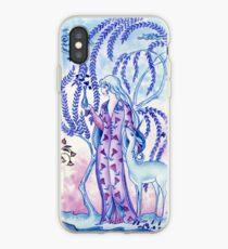Lady & Last Unicorn iPhone Case