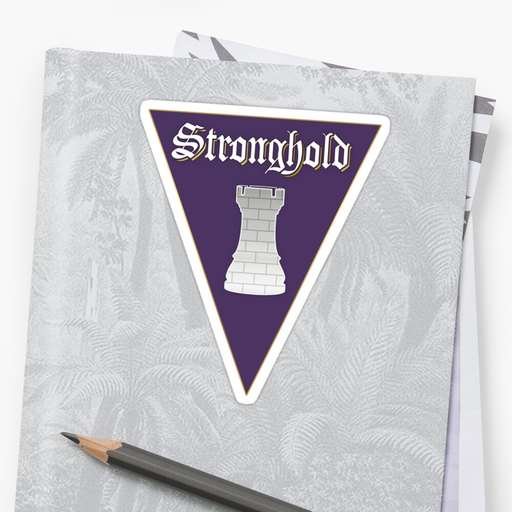 Stronghold Logo by StrongholdPins