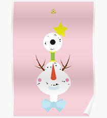 Merry Christmas! #OLAF Poster