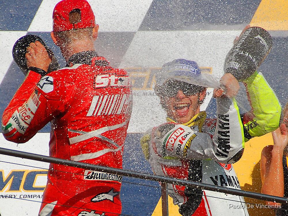 Victory by Paolo De Vincentis