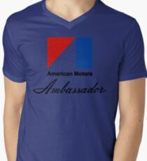 American Motors Ambassador Men's V-Neck T-Shirt