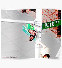 ROCKWELL PARK Poster