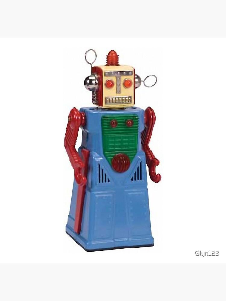 Robotman Chief Los Años Tela Juguete Estaño Robot 60Bolsa De wkZiTPXuO