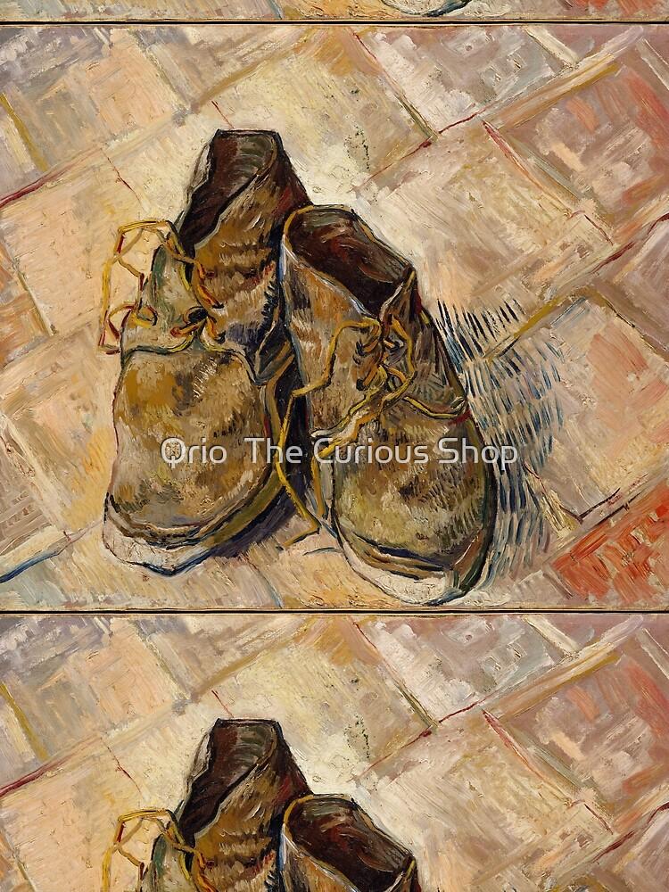 Gogh Van » De 1888 Gráfica «vincent Un Camiseta Par Zapatos CtnxpqwZag
