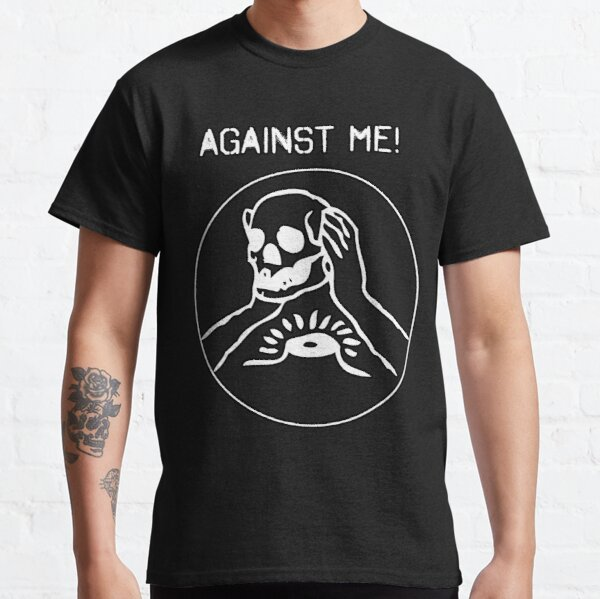 AGAINST ME! Classic T-Shirt