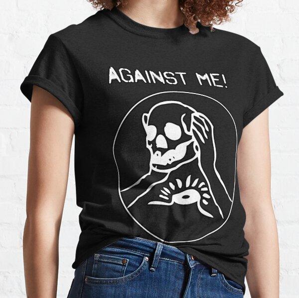 ¡CONTRA MI! Camiseta clásica