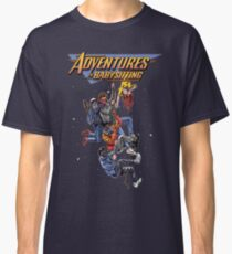 Steve's Adventure In Babysitting Classic T-Shirt