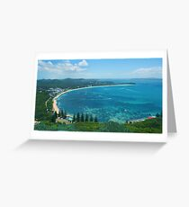 Shaol Bay Greeting Card