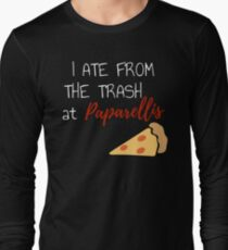 I Ate From The Trash at Paparallis Regular Show The Movie  T-Shirt
