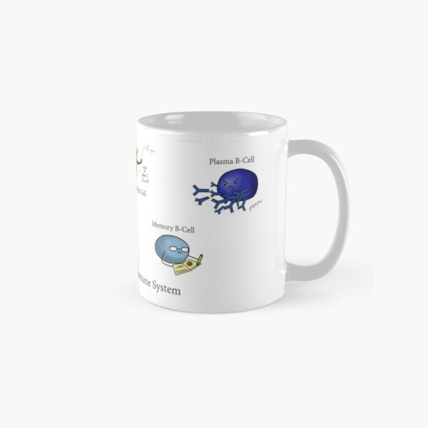 Cells of the Immune System--Mug Classic Mug
