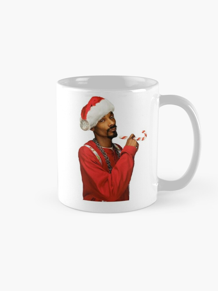 Snoop Dogg Christmas.Snoop Dogg Christmas Mug