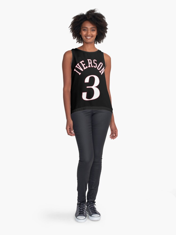 Alternate view of Allen Iverson Jersey Sleeveless Top
