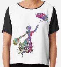 Mary Poppins Chiffontop