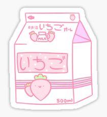 Milk Sticker