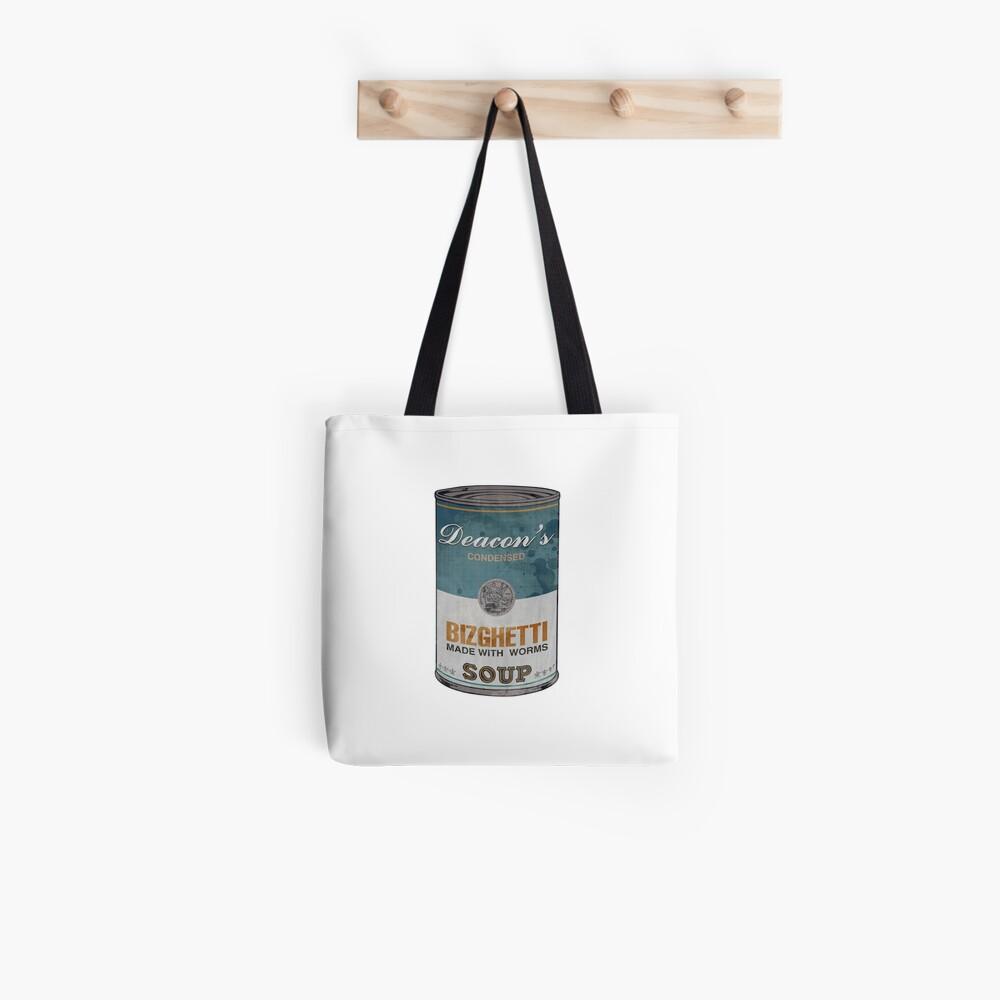 Deacon's Bizghetti Tote Bag