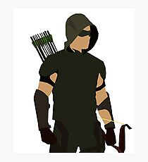 Oliver Queen Photographic Print
